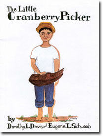 Book cover the Little Cranberry Picker