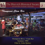 DVD cover Thompson's Clam Bar Documentary